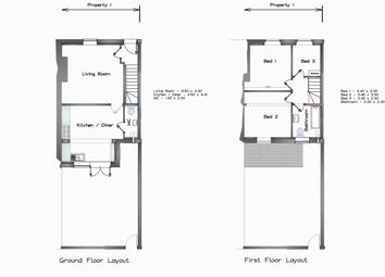 3 bed terraced house for sale in Front Street, West Auckland, Bishop Auckland DL14