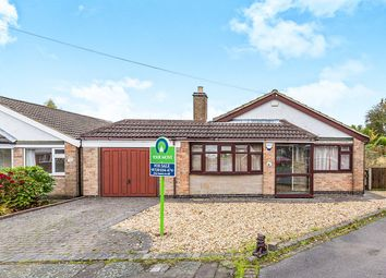 Thumbnail 2 bed bungalow for sale in Cavendish Crescent, Hugglescote, Coalville