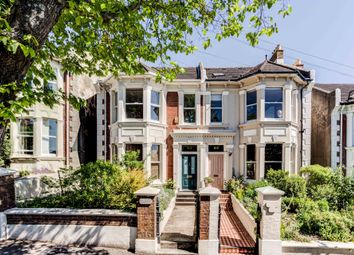 Thumbnail 4 bed semi-detached house for sale in Stanford Avenue, Blakers Park, Brighton