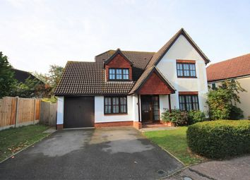 Thumbnail 4 bed detached house for sale in Broadoaks Crescent, Braintree, Essex