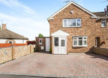 Thumbnail 2 bed property for sale in Queens Drive, Enderby, Leicester