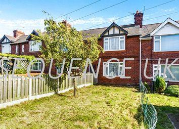 Thumbnail 3 bed terraced house for sale in John Street, Thurcroft, Rotherham
