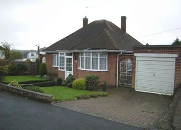 Thumbnail 2 bed bungalow for sale in Uplands Road, Oadby