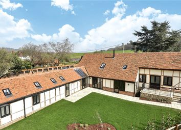 Thumbnail 4 bed detached house for sale in Great Tangley Manor Barns, Wonersh Common, Guildford