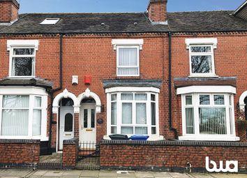 Thumbnail 3 bed terraced house for sale in 70 Park Road, Burslem, Stoke-On-Trent