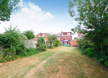 Thumbnail 4 bed semi-detached house for sale in Friars Close, Whitstable
