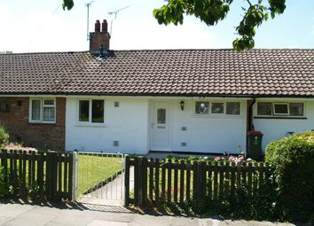 Thumbnail 1 bed terraced bungalow for sale in Kirdford Close, Crawley