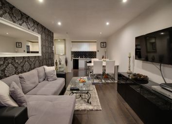Thumbnail 1 bed flat for sale in Marnham Court, Wembley, Greater London