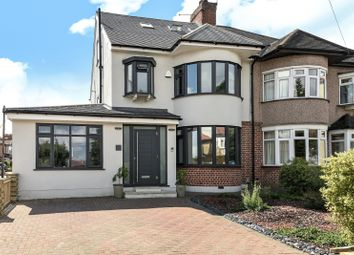 Thumbnail 5 bed semi-detached house for sale in Marlborough Hill, Harrow