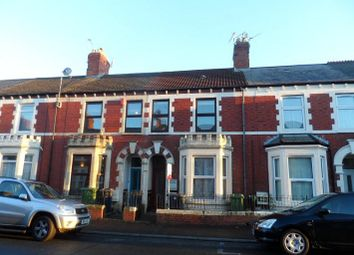Thumbnail 1 bed flat to rent in Coedcae Street, Top Floor Flat, Grangetown, Cardiff