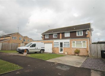 Thumbnail 3 bed semi-detached house for sale in Oak Way, Huntley, Gloucester