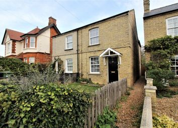 Thumbnail 2 bed cottage to rent in Sapley Road, Hartford, Huntingdon