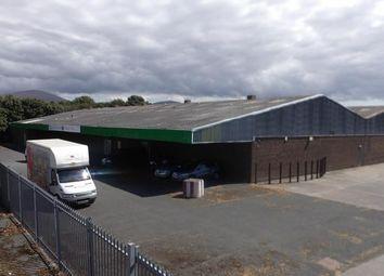 Thumbnail Light industrial for sale in Cibyn Industrial Estate, Caernarfon