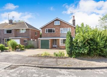 Thumbnail 4 bed detached house for sale in Copt Elm Close, Charlton Kings, Cheltenham, Gloucestershire