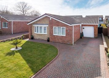 Thumbnail 2 bed bungalow for sale in Minerva Close, St Johns Estate, Newcastle Upon Tyne