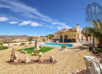Thumbnail 3 bed villa for sale in Los Garcias, Arboleas, Almería, Andalusia, Spain