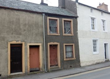 Thumbnail 2 bed terraced house for sale in 38 St Helens Street, Cockermouth, Cumbria