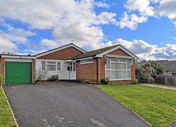 Thumbnail 3 bed detached bungalow for sale in Downsview Drive, Midhurst