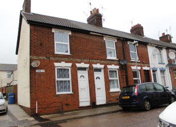 Thumbnail 2 bedroom terraced house to rent in Turin Street, Ipswich