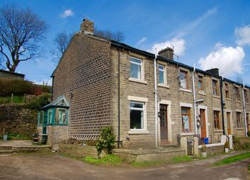 Thumbnail 2 bed end terrace house for sale in Harrop Court Road, Diggle, Oldham