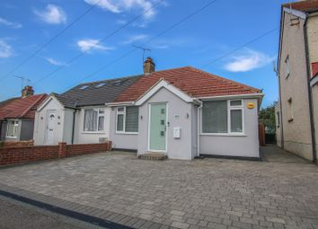 Thumbnail 3 bed semi-detached bungalow for sale in Burnway, Hornchurch