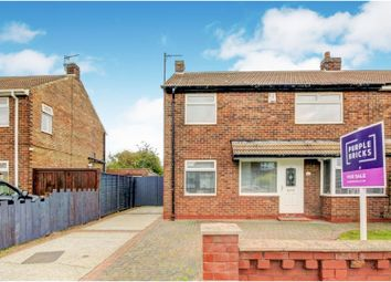 Thumbnail 3 bed semi-detached house for sale in Gillpark Grove, Hartlepool