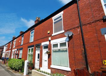 Thumbnail 2 bedroom terraced house for sale in Carnarvon Street, Stockport