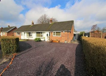 Thumbnail 2 bed semi-detached bungalow for sale in Moorhey Crescent, Penwortham, Preston
