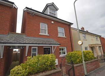 Thumbnail 4 bedroom detached house for sale in Elm Grove Road, Topsham, Exeter