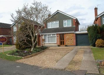 Thumbnail 3 bed detached house for sale in Brockwood Close, Duston, Northampton