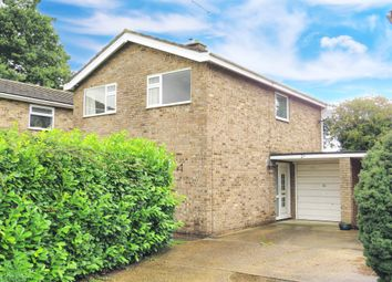 3 bed detached house for sale in Bentley Close, Upwood, Huntingdon PE26