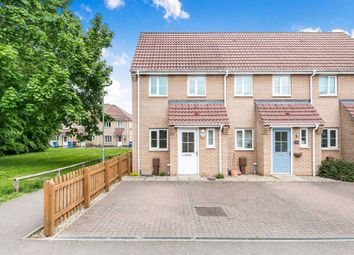 Thumbnail 1 bed end terrace house for sale in Grantham Avenue, Great Cornard, Sudbury