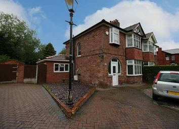 Thumbnail 4 bed semi-detached house for sale in Lambert Road, Preston, Lancashire