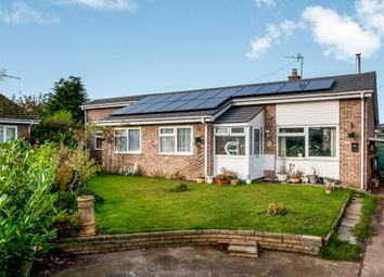 Thumbnail 4 bed detached bungalow for sale in Shadwell Close, Weeting, Brandon