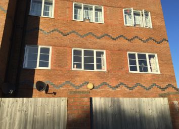 Thumbnail 3 bed flat to rent in Roman Bank, Skegness