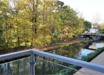 Thumbnail 2 bed flat for sale in The Embankment, Hemel Hempstead