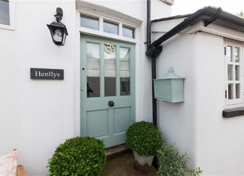 Thumbnail 2 bed terraced house for sale in New Market Street, Usk, Monmouthshire