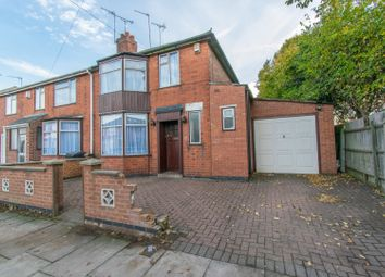Thumbnail 3 bed semi-detached house for sale in Smith Dorrien Road, Leicester