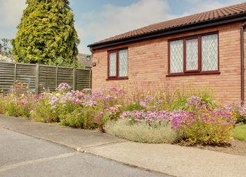 Thumbnail 2 bed semi-detached bungalow for sale in Grovehill Road, Beverley