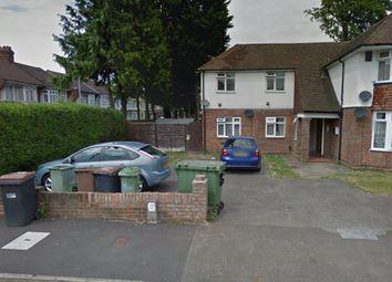 Thumbnail 1 bedroom flat to rent in Malzeard Rd, Luton