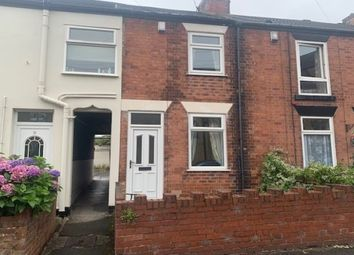 Thumbnail 2 bed terraced house to rent in Spencer Street, Chesterfield