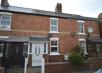 Thumbnail 2 bed property for sale in Victoria Street, Oswestry