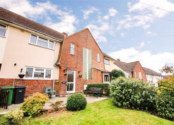 Thumbnail 3 bed terraced house for sale in Churchill Avenue, Hastings, East Sussex
