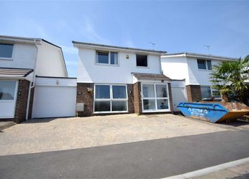 Thumbnail 4 bed link-detached house for sale in Springwood Drive, Blaise, Bristol