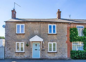 Thumbnail 2 bed semi-detached house for sale in Wappenham Road, Helmdon, Brackley