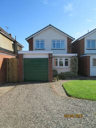 Thumbnail 4 bed detached house to rent in Eccleshall Road, Stafford