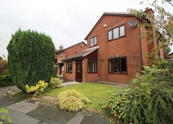 Thumbnail 4 bed detached house for sale in Amber Grove, Westhoughton