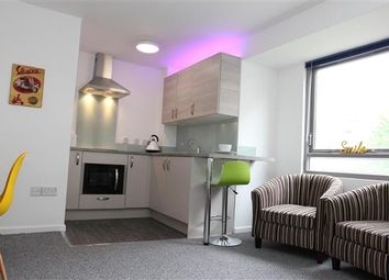 Thumbnail 1 bed flat to rent in Emmanuel House, Studio 12, 179 North Road West, Plymouth