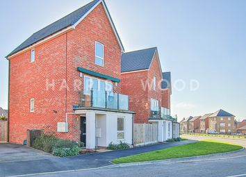 3 bed town house for sale in Martin Hunt Drive, Stanway, Colchester CO3