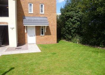 Thumbnail 1 bed flat to rent in Hindley View, Rugeley